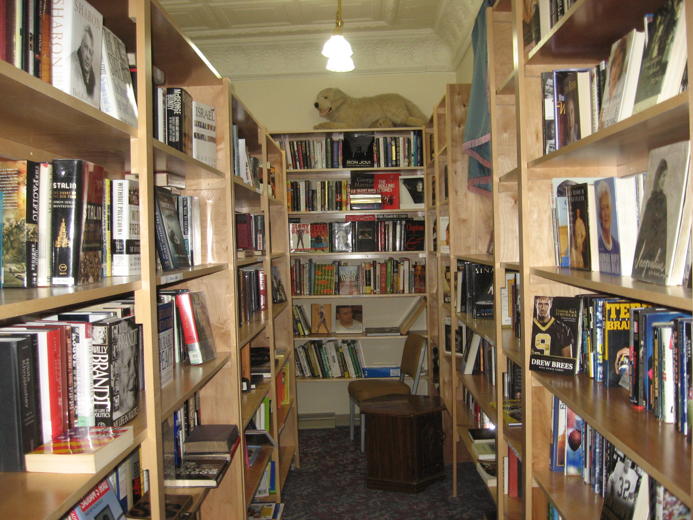 Aisle of Books