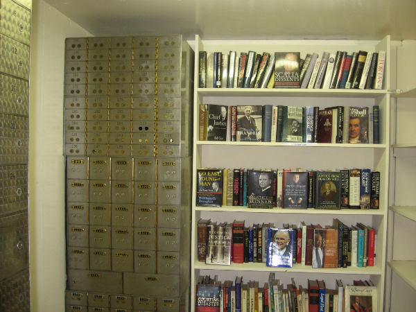 Even more books in the vault